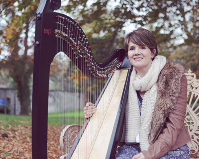 wedding harpist hire